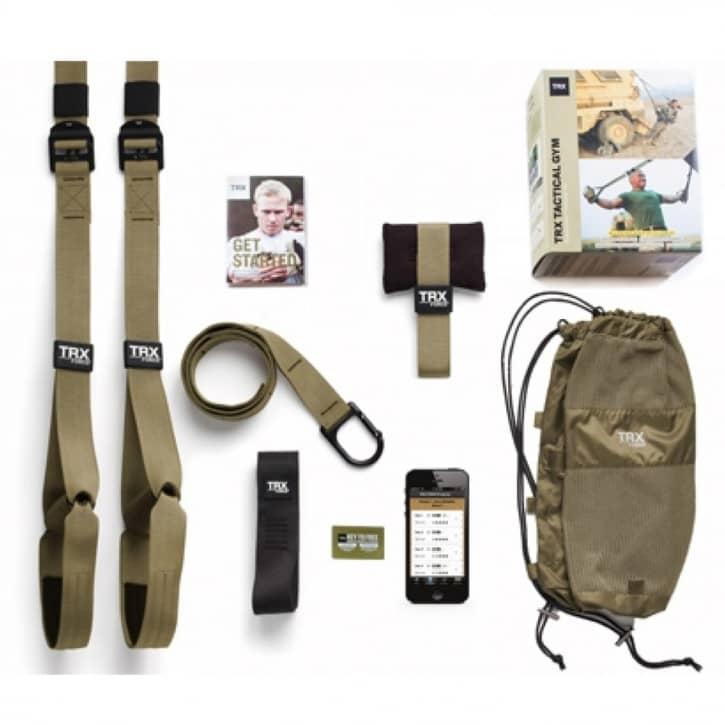 : TRX  Force Kit Tactical Suspension Trainer