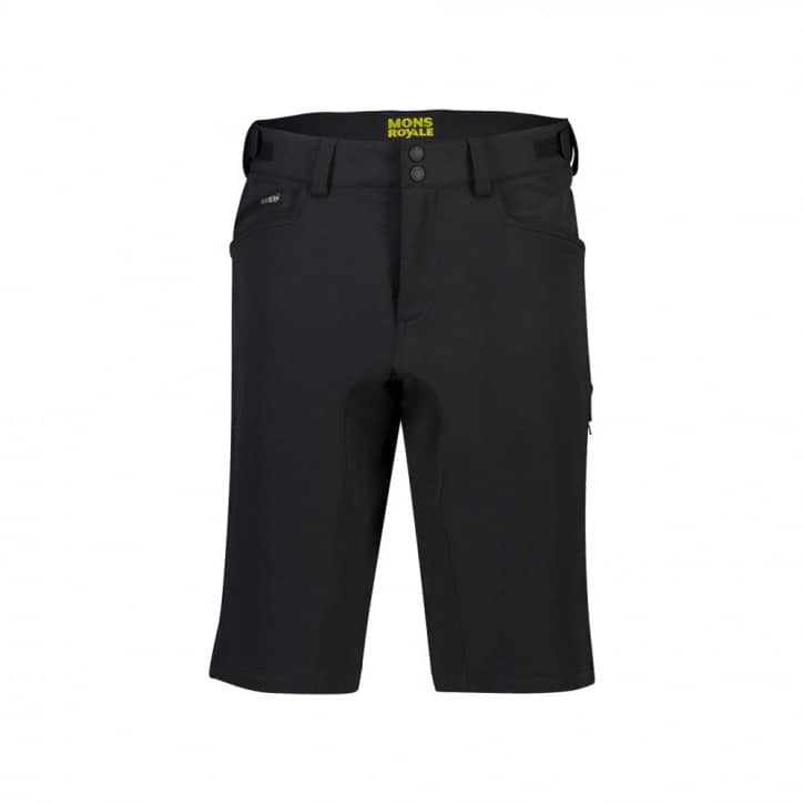 Bekleidung: Mons Royale  Momentum 2.0 Bike Shorts Black S