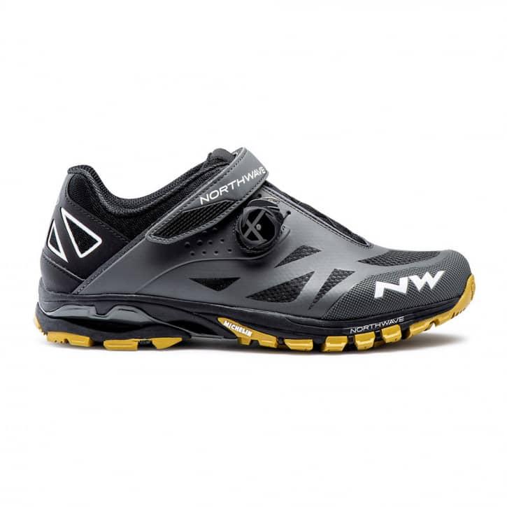/Schuhe: Northwave Srl Northwave Spider Plus 2 Anthra EUR 40