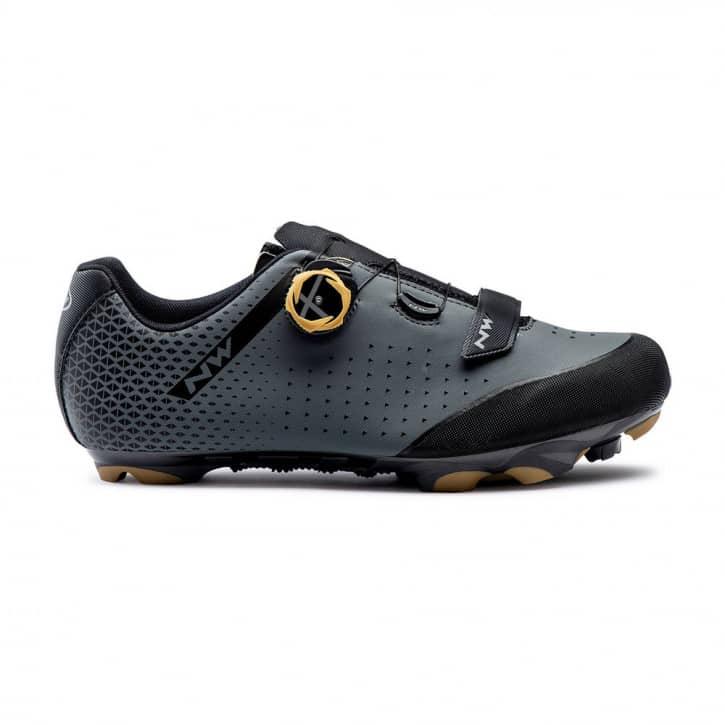 /Schuhe: Northwave Srl Northwave Origin Plus 2 AnthraHoney EUR 39