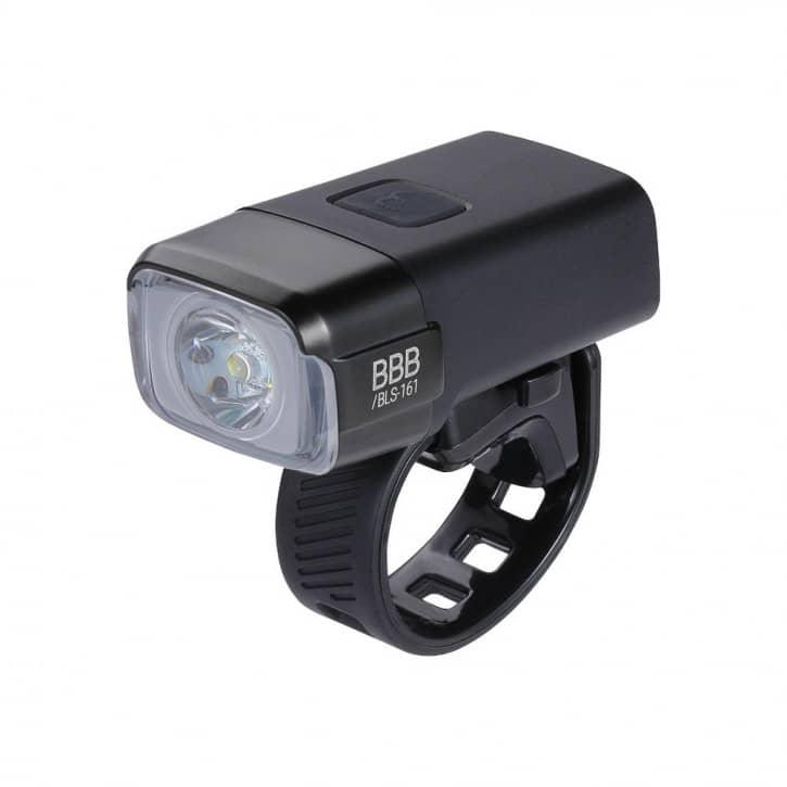 Fahrradteile/Beleuchtung: BBB  NanoStrike 600 USB Akkuscheinwerfwer BLS-161