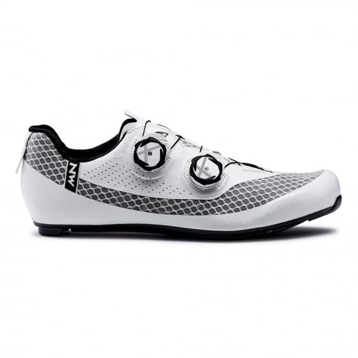 /Schuhe: Northwave Srl Northwave Mistral Plus White EUR 44