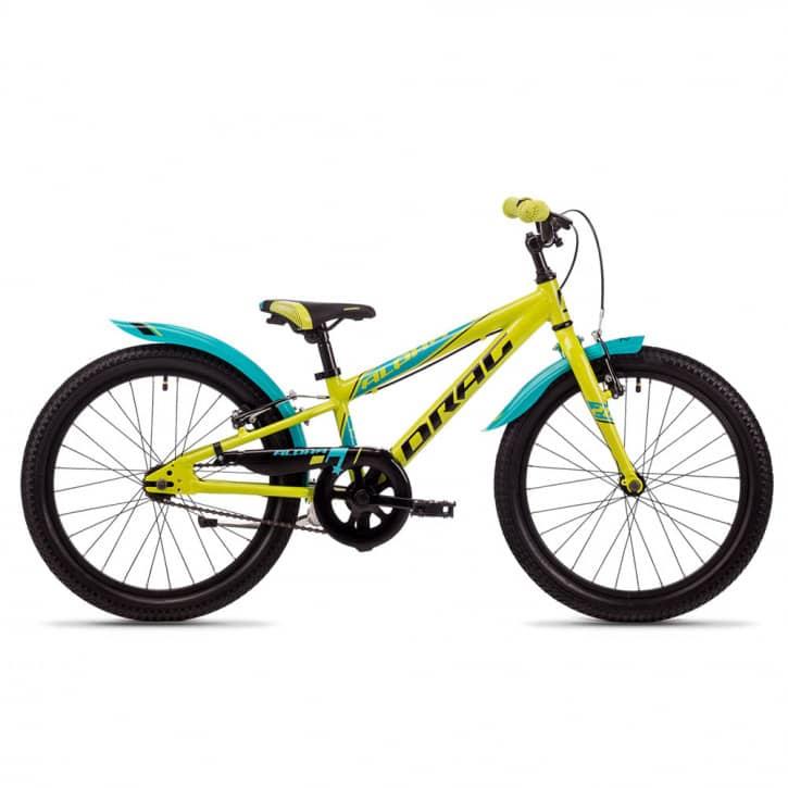 : Drag Bicycles Drag 20 Alpha SS  neon  2021