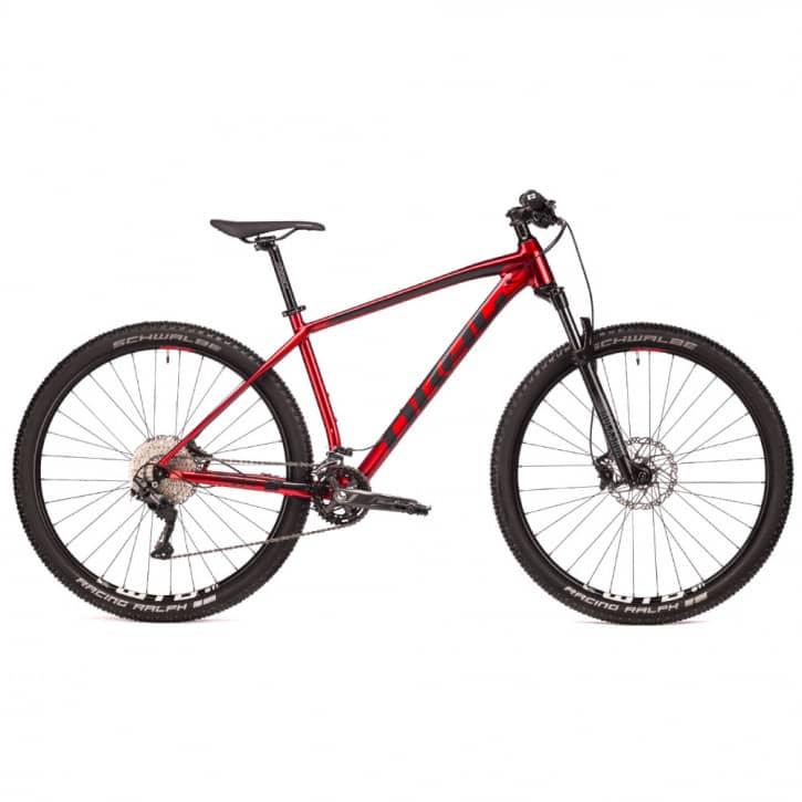 /Mountainbikes: Drag Bicycles Drag Trigger 7.0  dark silver 2021 RH-XL