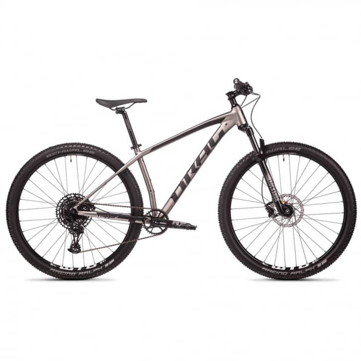 /Mountainbikes: Drag Bicycles Drag Trigger 9.0 beige  2021 RH-L