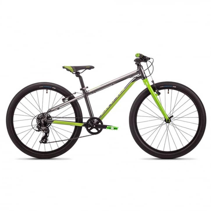 : Drag Bicycles Drag 24 Badger Lite Disc gray  2021