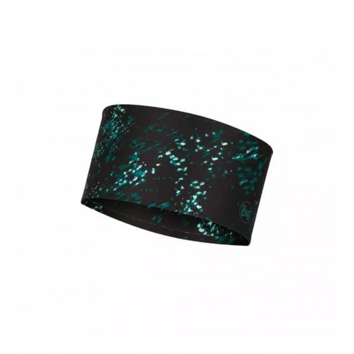 Bekleidung/Accessoires: Buff  Coolnet UV+ Headband Speckle Black