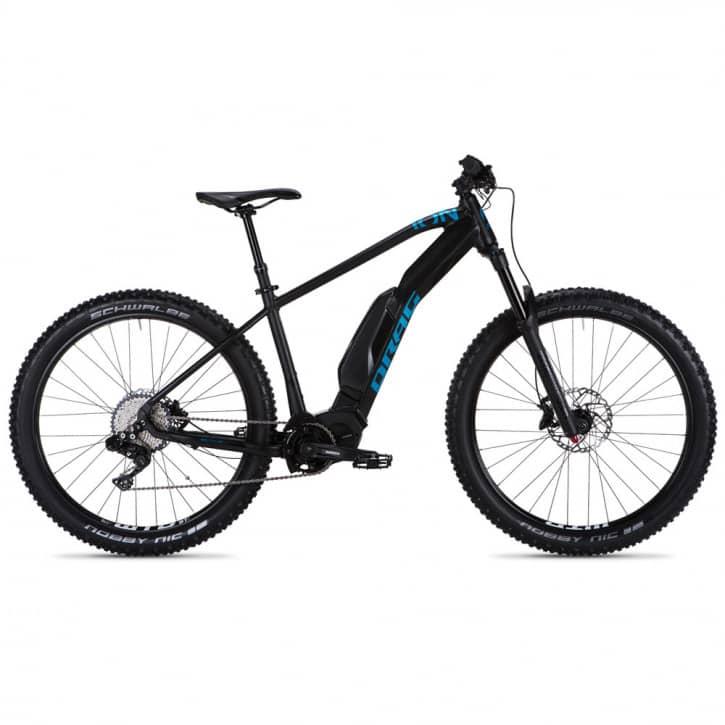 /E-Mountainbikes: Drag Bicycles Drag ION Trail   2021