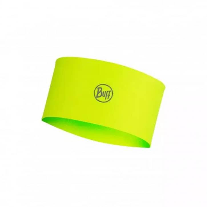 Bekleidung/Accessoires: Buff  Coolnet UV+ Headband Solid Yellow Flour