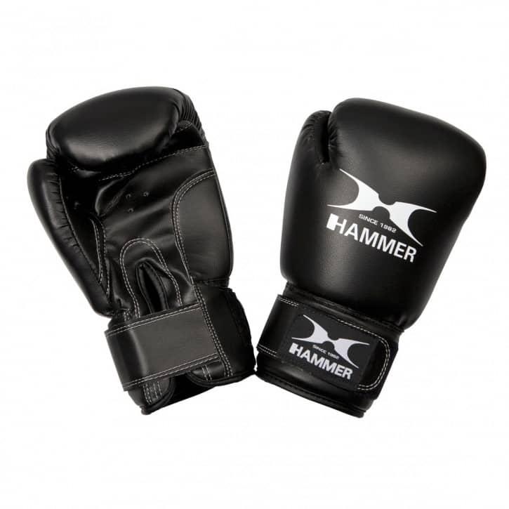hammer-boxing-boxhandschuhe-fit-schwarz-6-oz