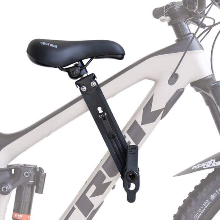 Fahrradteile: Kids Ride Shotgun Limited Shotgun MTB Front Kindersitz Kids Ride