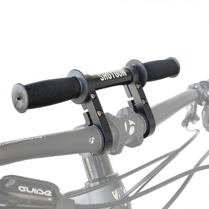 Fahrradteile: Kids Ride Shotgun Limited Shotgun MTB Lenker für Fahrradkindersitz Kids Ride  25.431.835.0mm
