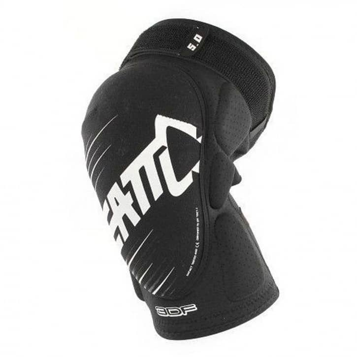 leatt-knee-guard-5-0-schwarz-junior