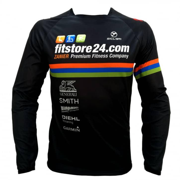 Bekleidung: Sicleri Fitstore24 Team Freeridetrikot  L