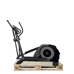 : ZANIER Infrarotkabinen Lieferung eines fertig montierten Crosstrainers