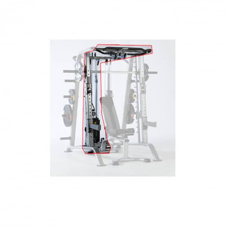 : Tuff Stuff Fitness Tuff Stuff High  Low Pulley CHL-610WS