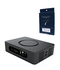 : Horizon Fitness HorizonVision Passport Media Player