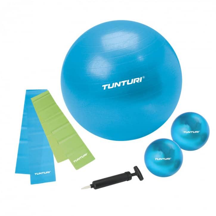 tunturi-pilates-fitness-set