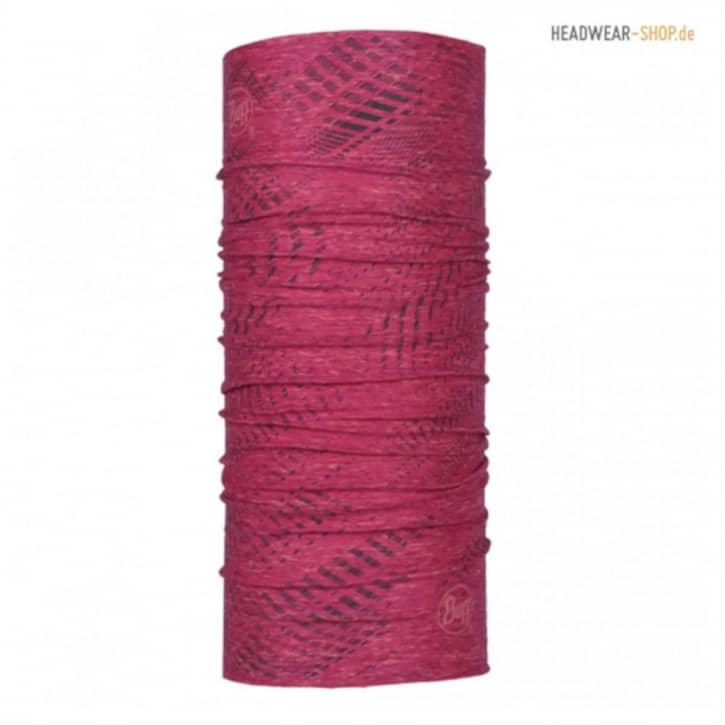 Bekleidung/Accessoires: Buff  Coolnet UV+ Reflective R-Flash Pink HTR