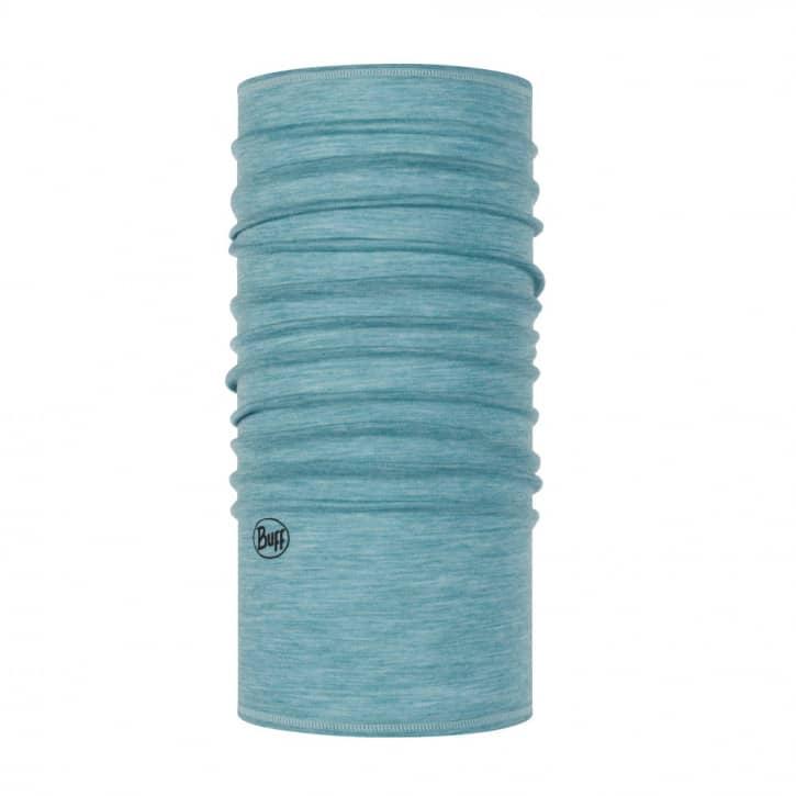 Bekleidung/Accessoires: Buff  Lightweight Merino Wool Solid Pool