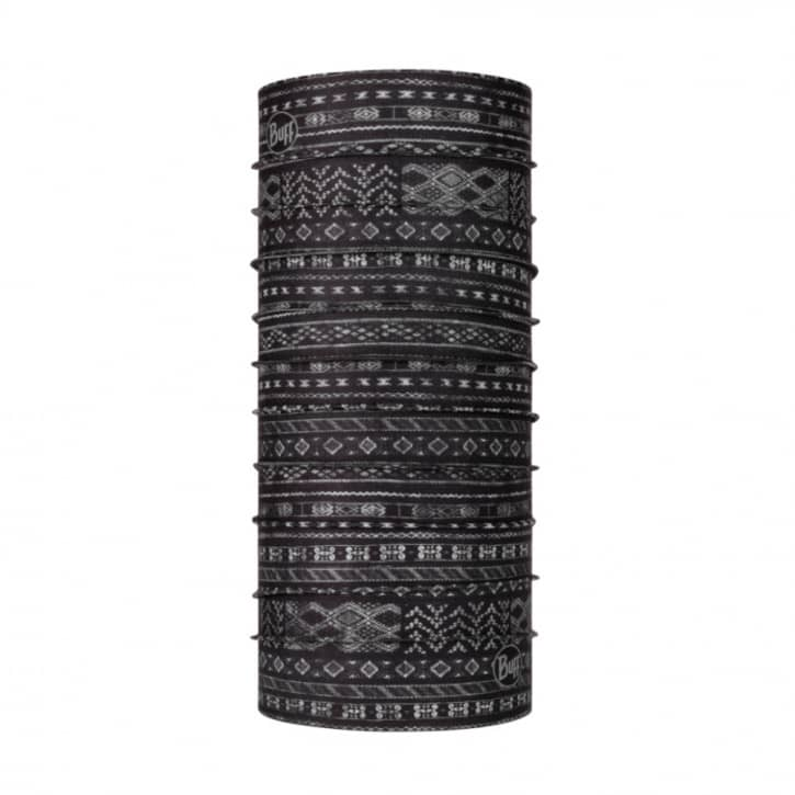 Bekleidung/Accessoires: Buff  Coolnet UV+ Sadri Black
