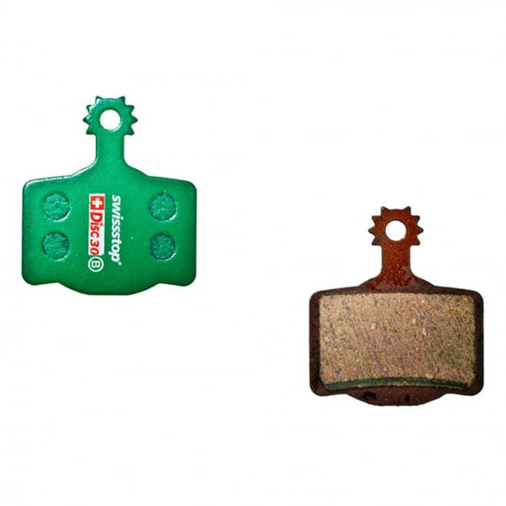 /Bremsen: SwissStop  Bremsbeläge Disc 30 (Magura) Organic (2 Stk.)