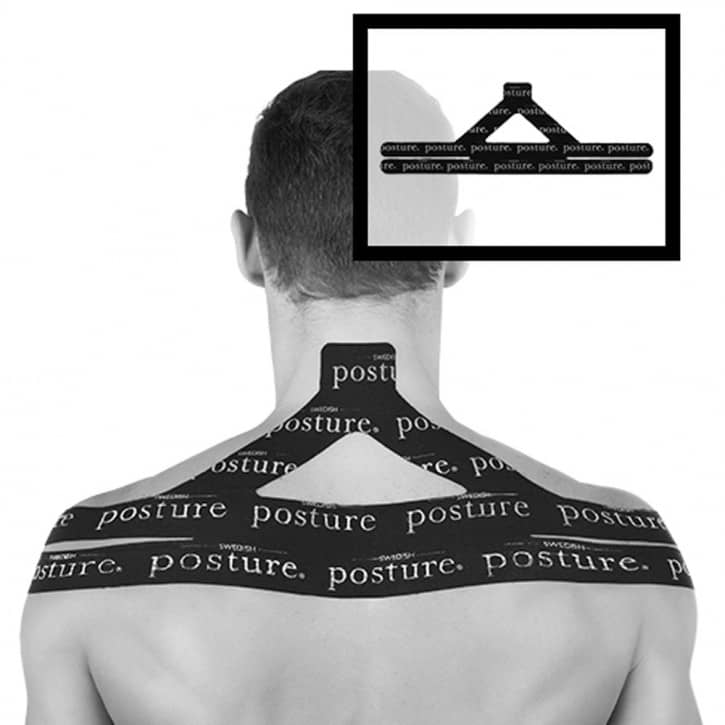 : Swedish Posture  Upright Tape