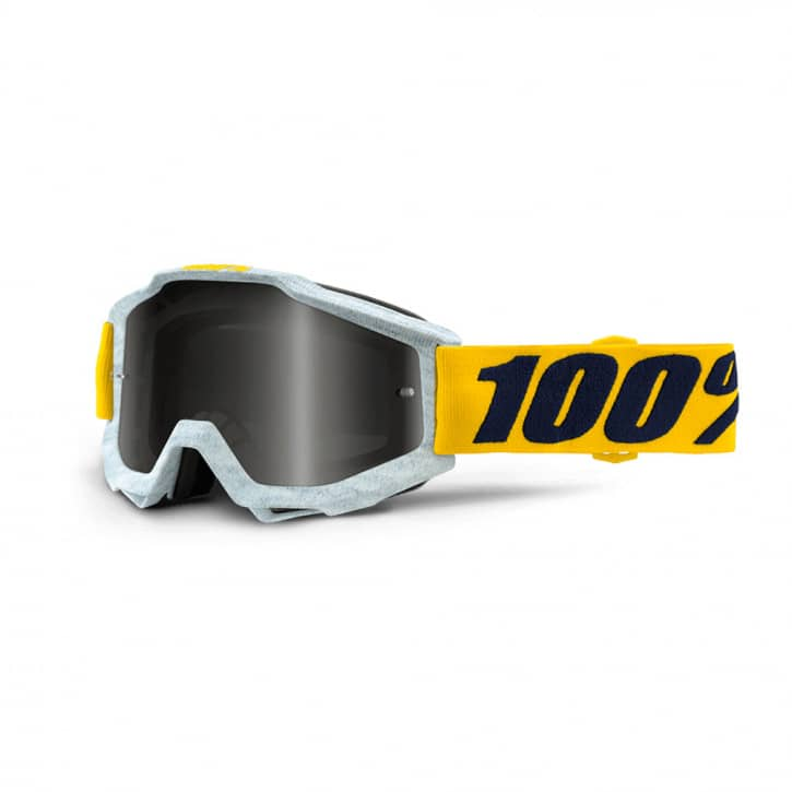 Bekleidung/Brillen: 100%  Accuri goggle anti fog mirror lens athleto