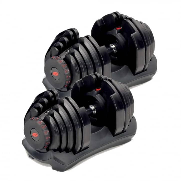 : Bowflex  SelectTech 1090i (2 Hanteln)