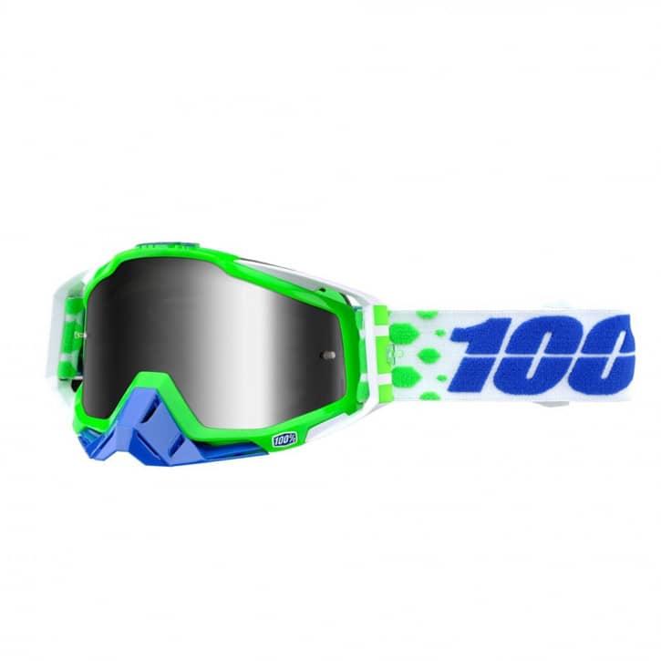 Bekleidung/Brillen: 100%  Brille Racecraft goggle anti fog min alchemy