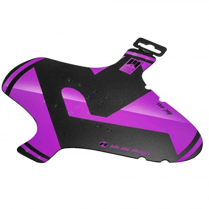 Fahrradteile: Riesel Design  Mudguard kol:oss purple