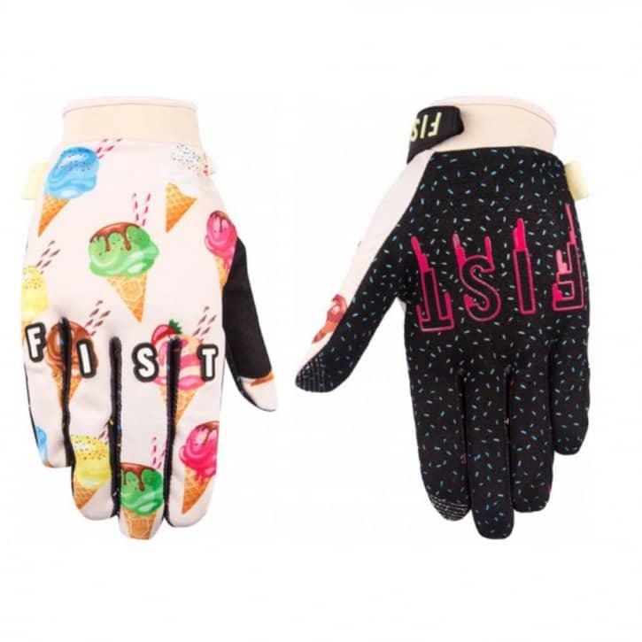 Bekleidung/Handschuhe: Fist Handwear Fist Handschuhe Cones beige-