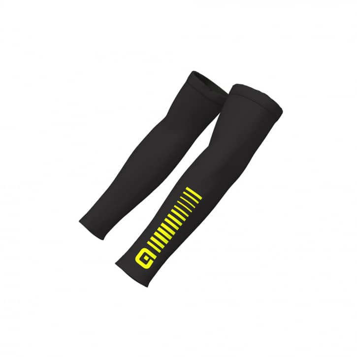 ale-sunselect-armwarmer-schwarz-gelb-m