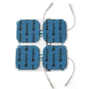 : Compex  Elektroden Performance Wire 5x5 cm - 4 Stk.