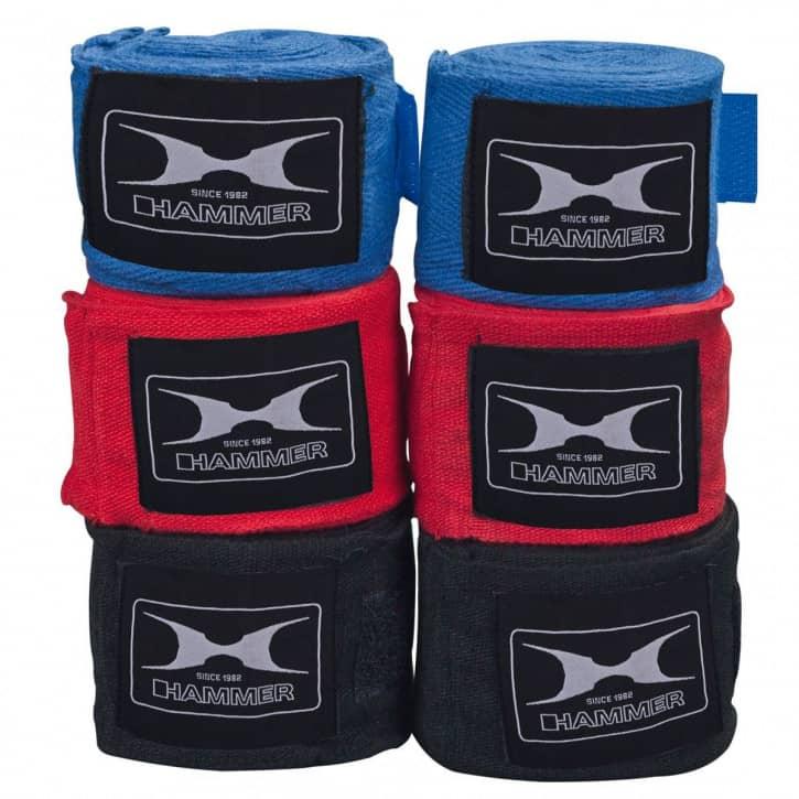 : Hammer  Box-Bandagen elastisch -