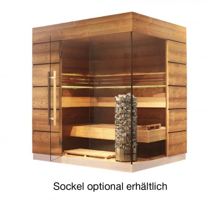 : ZANIER Infrarotkabinen Finnische Sauna ZANIER Premium 3