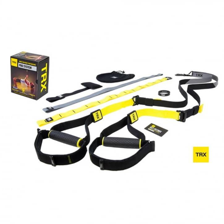 : TRX  Suspension Trainer Pro 4