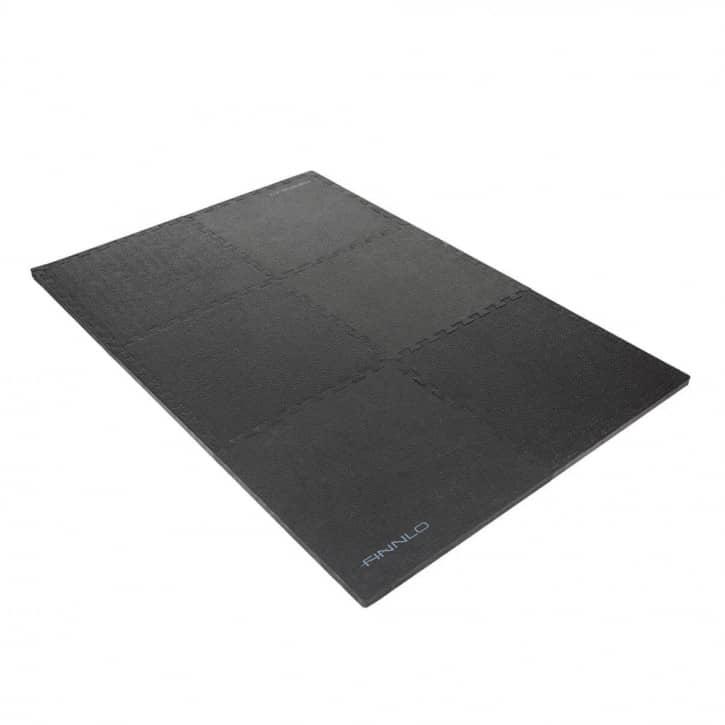 : Finnlo  Bodenschutzmatte Puzzle 156 x 104 cm