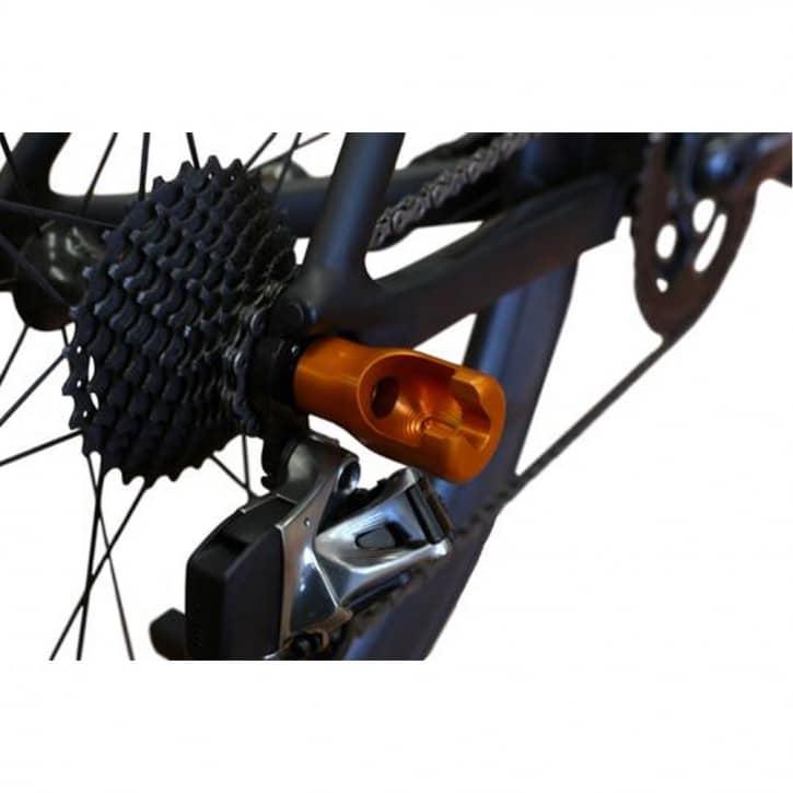 Fahrradteile: SeaSucker  Hogg Front Wheel Holder - Vorderradhalterung