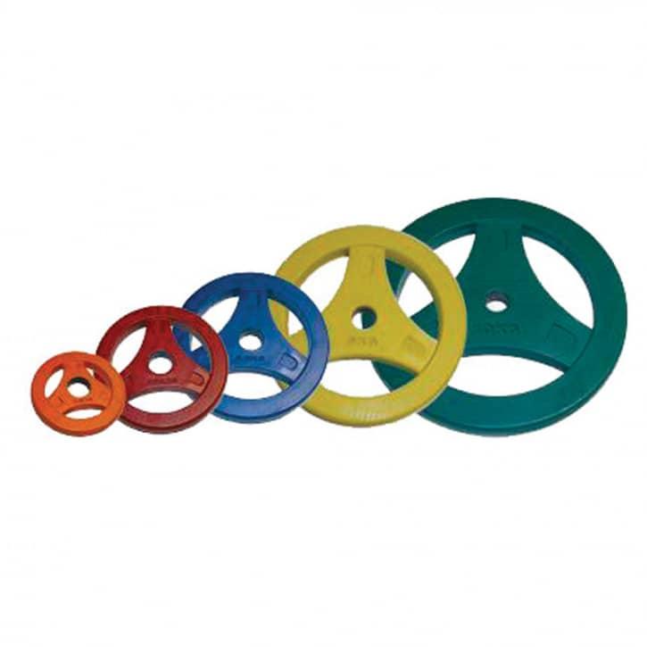tunturi-aerobic-hantelscheibe-10-kg