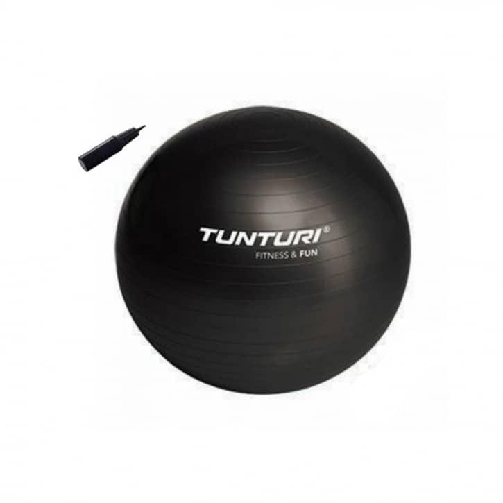 tunturi-gymnastikball-schwarz-65-cm