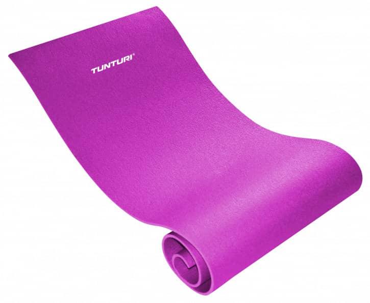tunturi-fitnessmatte-pink