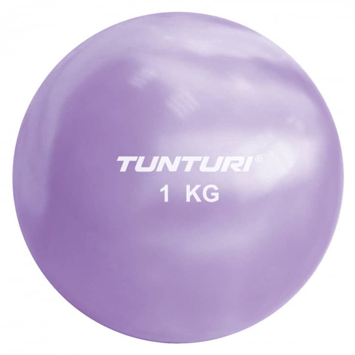 tunturi-yoga-ball-1-kg, 4.95 EUR @ fitstore24
