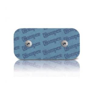 : Compex  Elektroden Performance Snap 10x5 cm - 2 Stk.