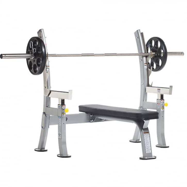 : Tuff Stuff Fitness Tuff Stuff Olympische Hantelbank COB-400 mit Sicherheitsstop
