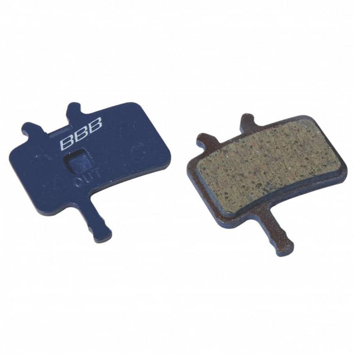 /Bremsen: BBB  Disc Stop Bremsbelag 1 Paar BBS-42 für AVIDSRAM