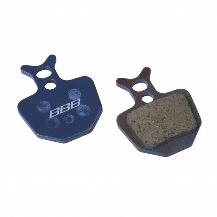 /Bremsen: BBB  Disc Stop Bremsbelag 1 Paar BBS-66 für Formula