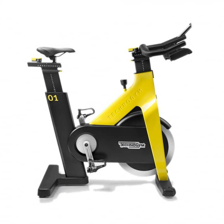 technogym-group-cycle-ride-ohne-computer-gelb