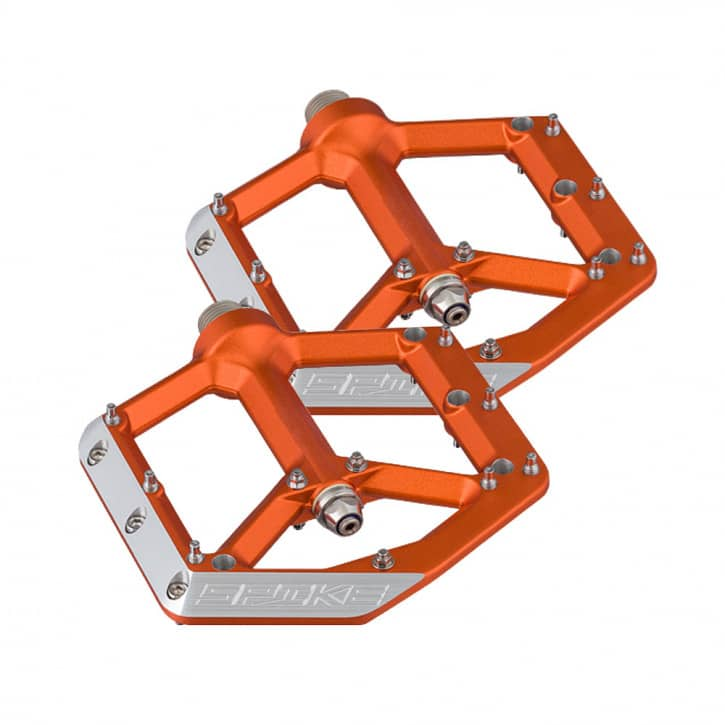 spank-spike-flat-pedale-orange