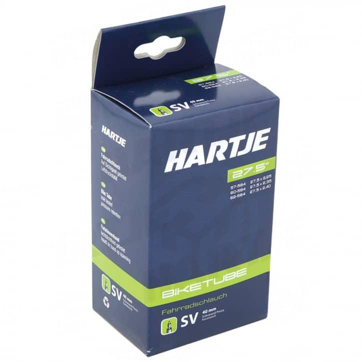 hartje-fahrradschlauch-27-5-sv40-57-62-584, 9.90 EUR @ fitstore24